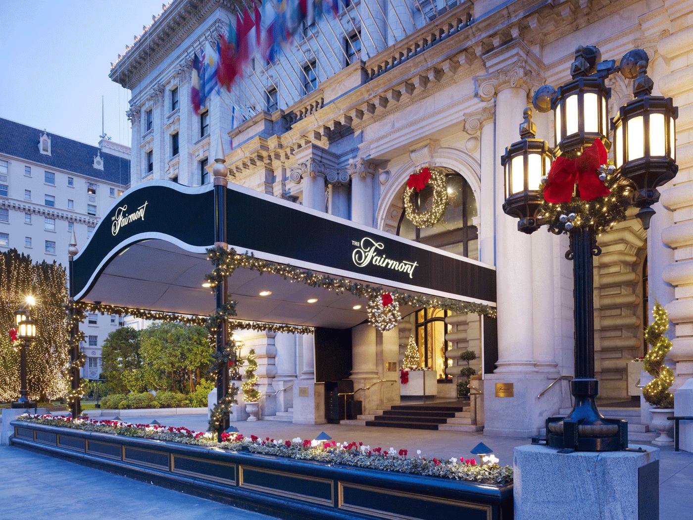 Fairmont Luxury Hotel